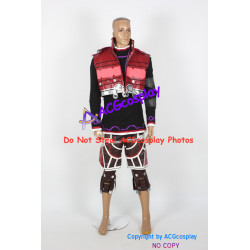 Xenoblade Chronicles Shulk Cosplay Costume Version.02
