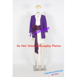 Phoenix Wright Ace Attorney Maya Fey Cosplay Costume