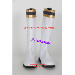 Power Rangers SPD Omega Ranger Cosplay boots cosplay shoes