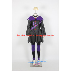 Teen Titans Jinx Cosplay Costume