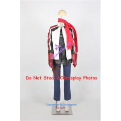 Tekken 6 Leo Kliesen Cosplay Costume