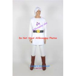 Legend of Zelda Toon Link Cosplay Costume version white cosplay