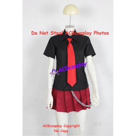 xxxholic Neko Musume Cosplay Costume
