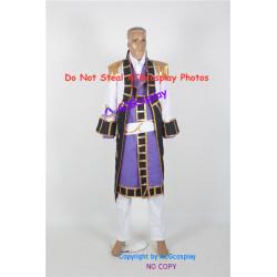 Code Geass Schneizel El Britannia Cosplay Costume