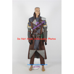 Destiny Warlock Cosplay Costume padded costume