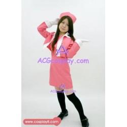 Uniform temptation nurse cosplay costume