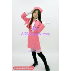Uniform temptation nurse cosplay costume