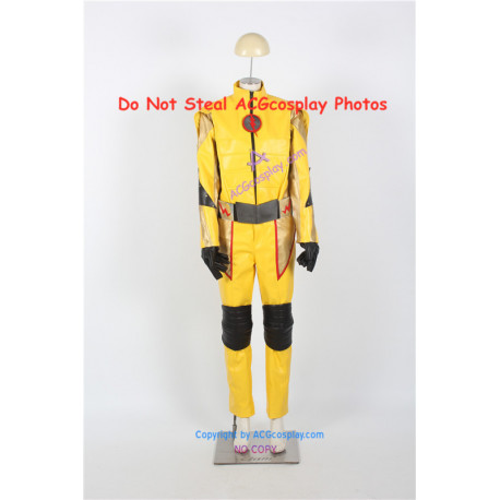 DC Comic Reverse Flash Cosplay Costume