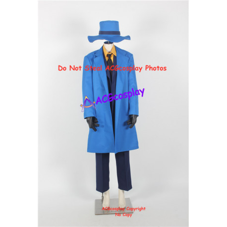 DC Comic The Question Cosplay Costume