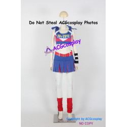 Lollipop Chainsaw cosplay Juliet Starling Cosplay Costume