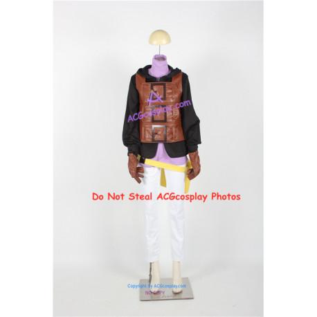 Final Fantasy III Cosplay Luneth Cosplay Costume