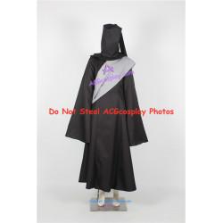 Black Butler Kuroshitsuji Undertaker Cosplay Costume include big hat