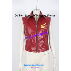 Resident Evil 2 cosplay Claire Redfield Vest Cosplay Costume
