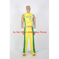 Tekken Eddy Gordo Cosplay Costume