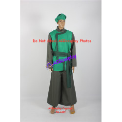 Avatar The Last Airbender Cabbage Merchant Cosplay Costume