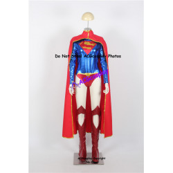 DC Comic Supergirl Cosplay Costume