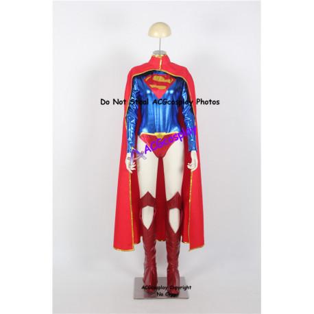 DC Comic Supergirl Cosplay Costume
