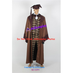 Harry Potter Horace Slughorn Cosplay Costume