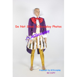 Wreck-It Ralph King Candy Cosplay Costume
