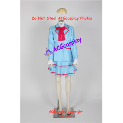 Suite PreCure Kanade cosplay costume Suite Pretty Cure include black stockings