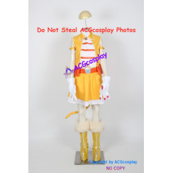My Hero Academia Boku No Hero Akademia PussyCat Ragdoll Cosplay Costume inlcude boots covers