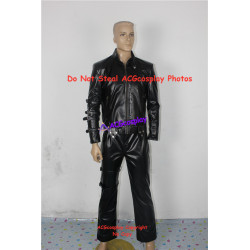 The King of Fighters K cosplay costume faux leather made