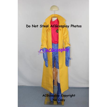 Marvel comics X-men cosplay Jubilee Cosplay Costume Version 01