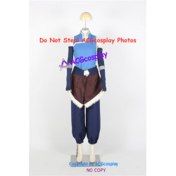 Avatar The Last Airbender Korra Cosplay Costume