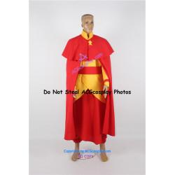Avatar The Legend of Korra Tenzen Cosplay Costume