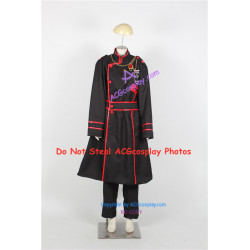 D.Gray-Man Yu Kanda Cosplay Costume kanda yu cosplay