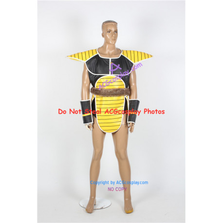 Dragon Ball Z Nappa Cosplay Costume