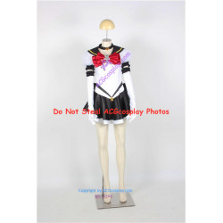 Sailor Moon Eternal Sailor Pluto Setsuna Meioh Cosplay Costume