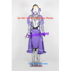 Kore wa Zombie Desu ka Eucliwood Hellscythe Cosplay Costume