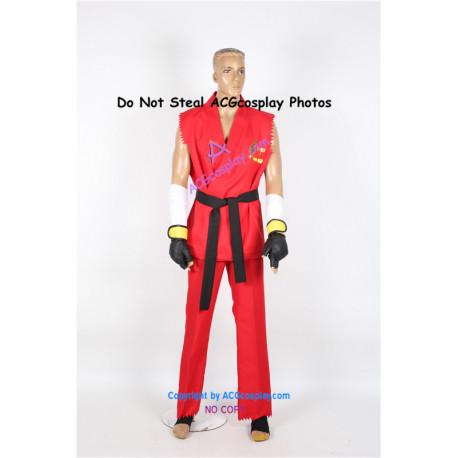 Tekken 6 Paul Phoenix Cosplay Costume