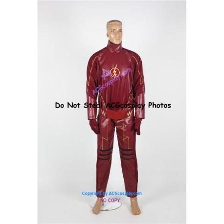 DC Comics The Flash Cosplay Costume