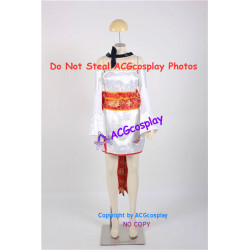 Dead or Alive 3 Ayane Cosplay Costume white version