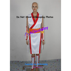 Dead or Alive kasumi Cosplay Costume white color