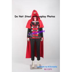 RWBY Ruby Rose cosplay costume