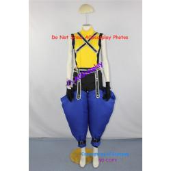 Kingdom Hearts cosplay Riku Cosplay Costume Version 02