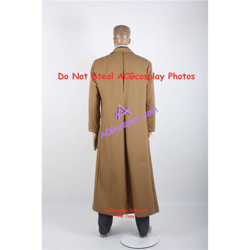Doctor Who 10th Doctor cosplay David Tennant Cosplay Costume