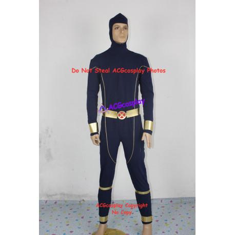 Marvel Comics X-men The Wolverine Cyclops Cosplay Costume Version 05