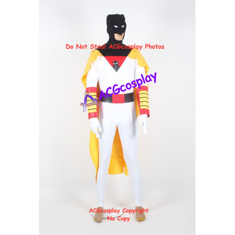 DC Comic Space Ghost Cosplay Costume dc comics cosplay