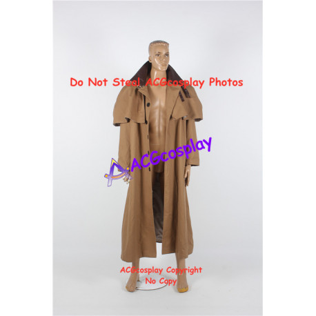 Hellboy hell boy Golden Army cosplay costumes outer coat cotton canvas fabric made