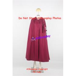 X Kamui Shiro Cosplay Costume big cape and small bag
