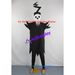 Soul Eater Shinigami sama cosplay costume include mask prop and big gloves