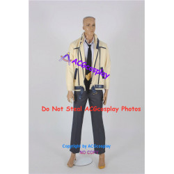 Soul Eater cosplay Soul Evans Spartoi Uniform Cosplay Costume