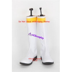 Gaku Honshikawa five red cosplay shoes cosplay boots