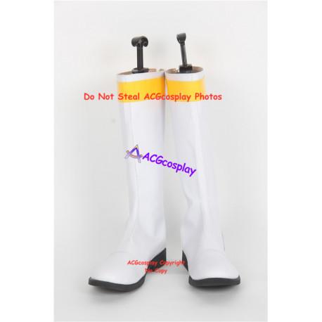 Gaku Honshikawa five red cosplay shoes cosplay boots
