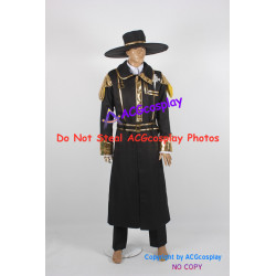 D.Gray-Man Cross Marian Cosplay Costume