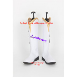 Power Rangers Dino Thunder White Dino Ranger cosplay boots cosplay shoes